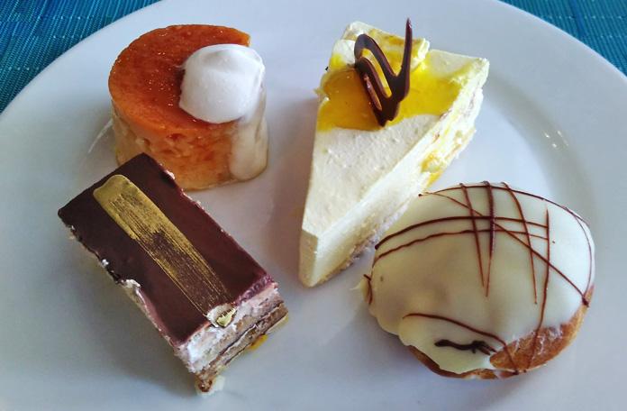 Vai gordinho: algumas opções de sobremesa