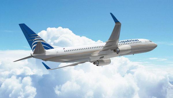 Copa Airlines vai voar de Salvador e Fortaleza