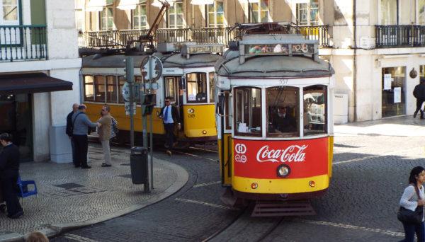 bondes de Lisboa