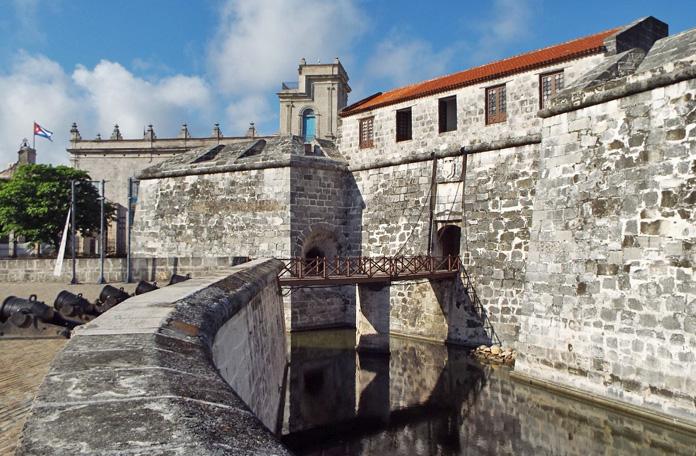 O que fazer em Havana: Castillo de la Real Fuerza