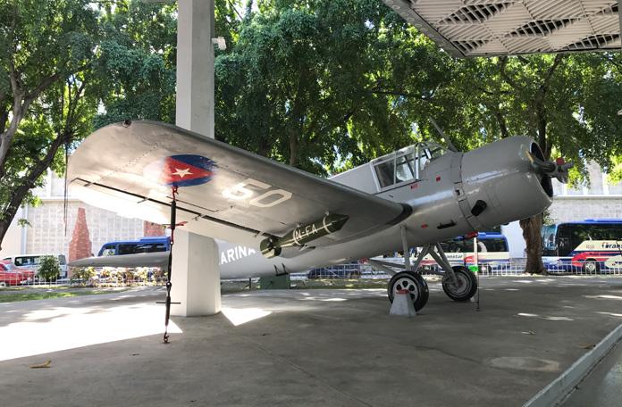 Inclusive conta com dois aviões