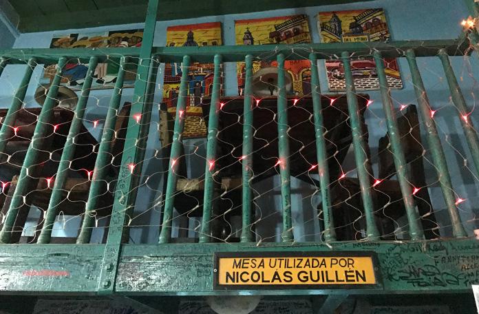 Nicolás Guillén foi um importante poeta cubano