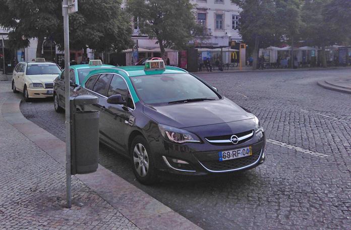 Táxis de Lisboa