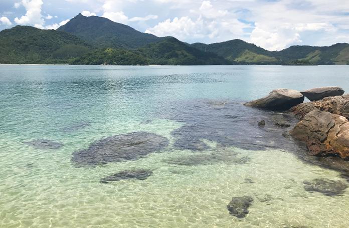 Ilha do Pelado