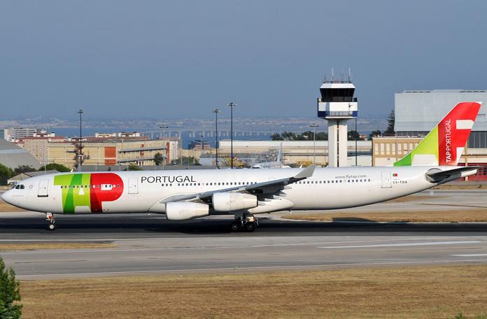 Airbus A340-300 da TAP