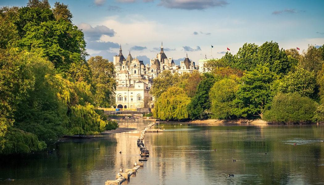 parques de Londres