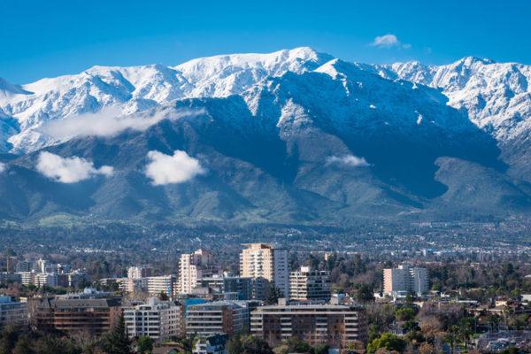 Cerro Santa Lucía Onde ficar em Santiago