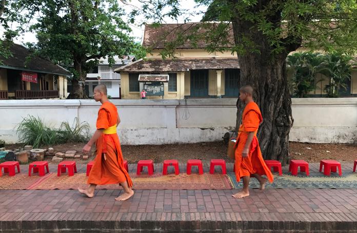 O Despertar dos Monges