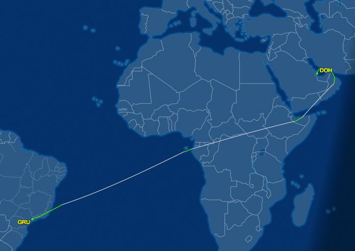 Outro caminho seguido pela Qatar