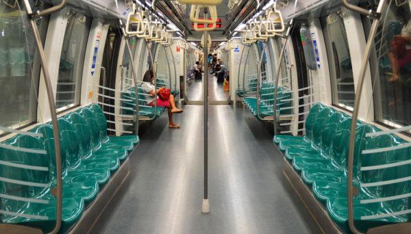 metro de Cingapura
