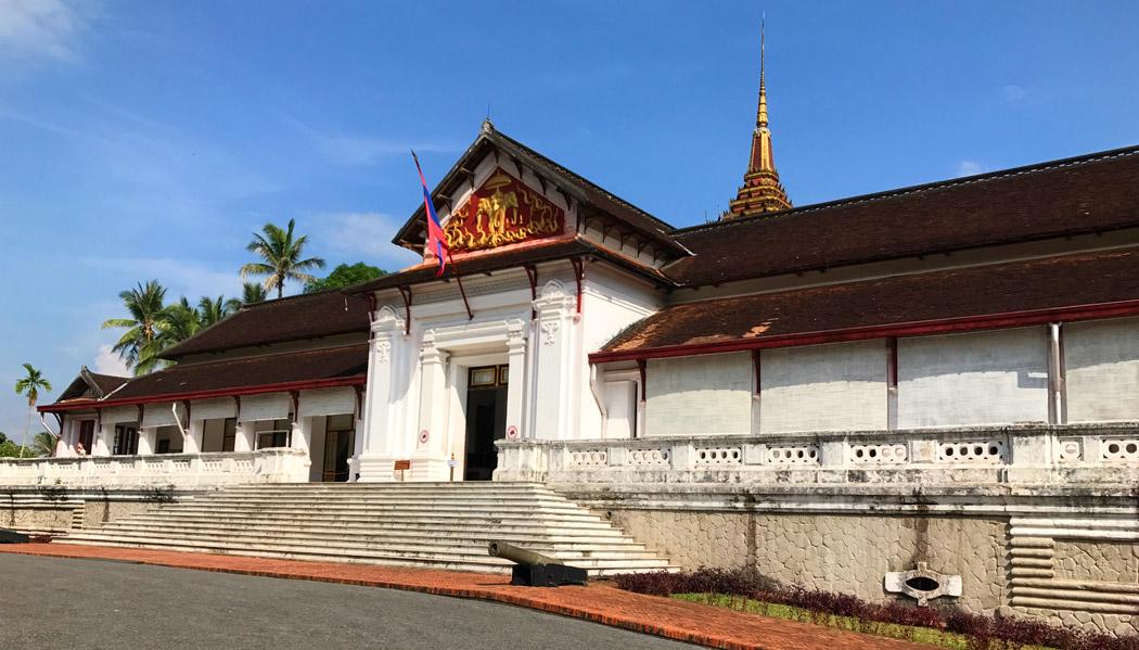 O que fazer em Luang Prabang: Museu Nacional do Laos