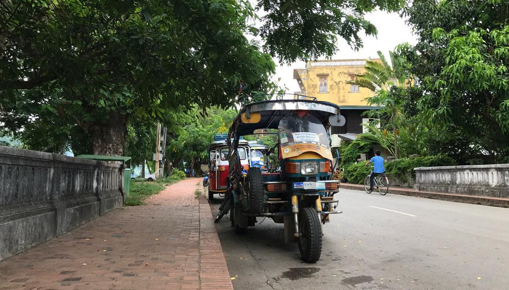 Onde se hospedar em Luang Prabang