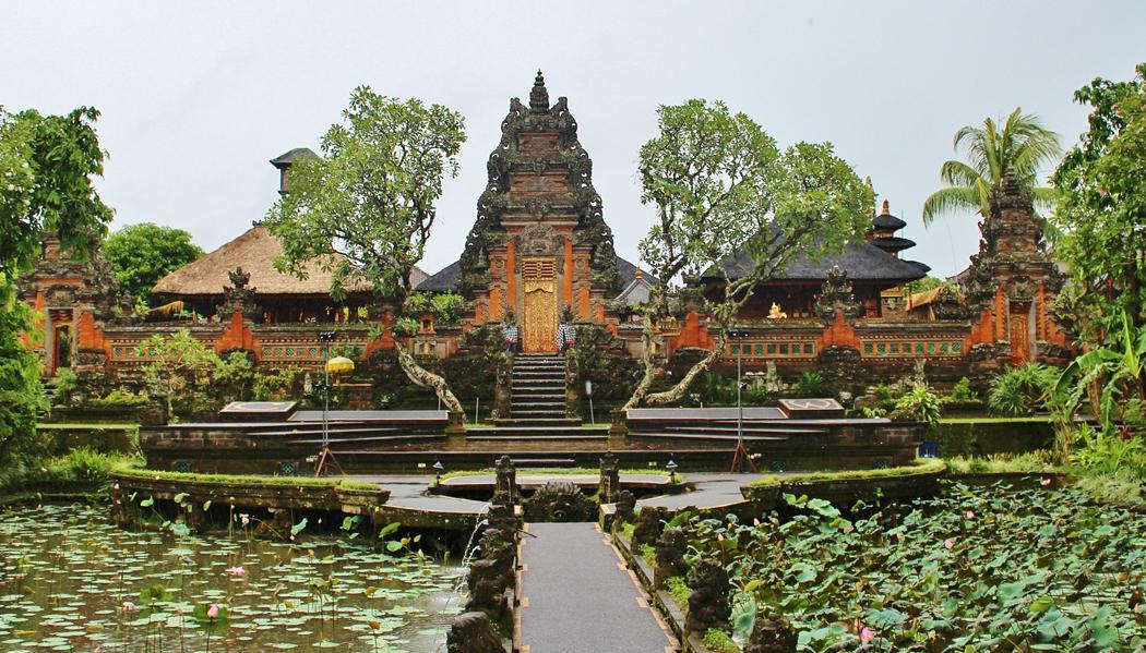 Templos de Ubud