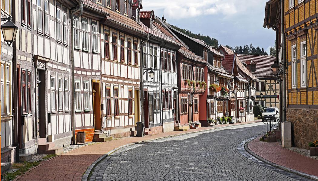 As cidadezinhas que a gente atravessa durante pela Rota Romântica