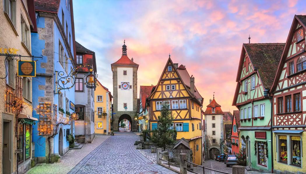 A cidade que inspirou o Pinóquio da Disney
