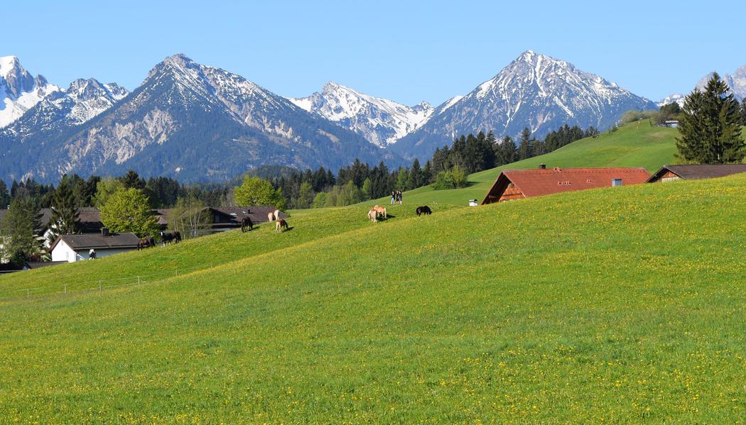Arredores de Füssen