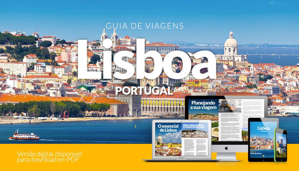 Guia de Lisboa, Portugal: versão em PDF para download