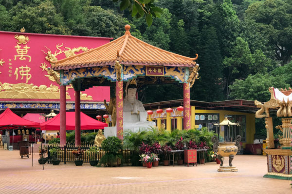 Templo dos 10 mil Budas