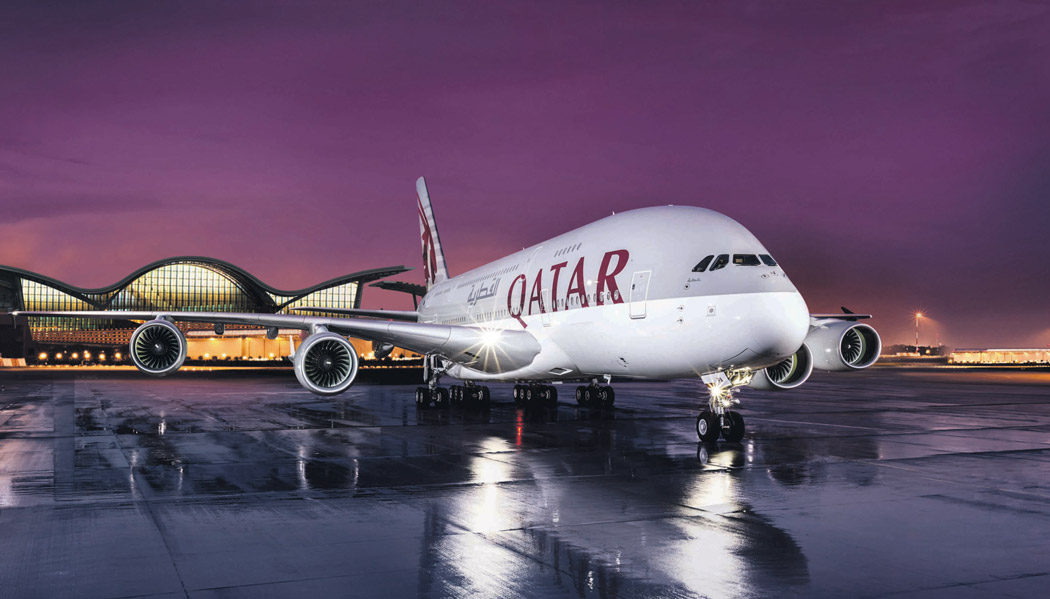 Como voar nos airbus a380 da qatar airways para a sia stopboris Image collections
