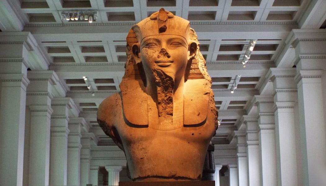como visitar o British Museum