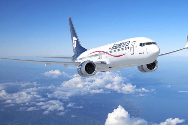 classe executiva da AeroMéxico