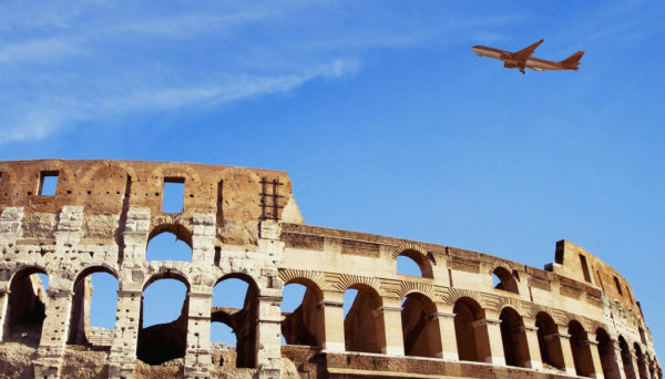 Como é passar pela imigração italiana