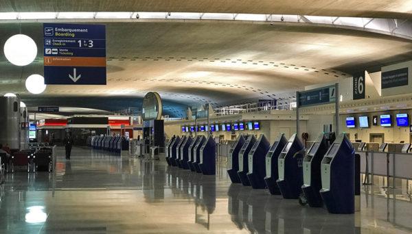 Como ir do aeroporto Charles de Gaulle até o centro de Paris