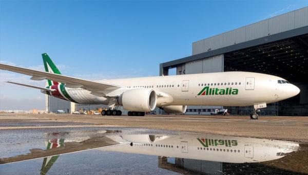 Como é voar na Premium Economy da Alitalia