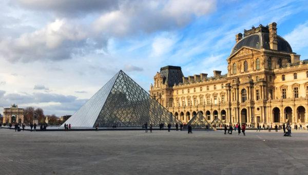 Museu do Louvre sem filas