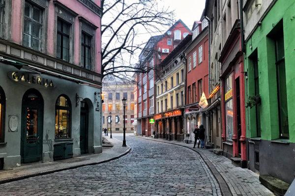 Onde se hospedar em Riga