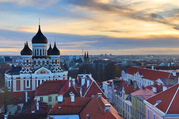 Onde se hospedar em Tallinn