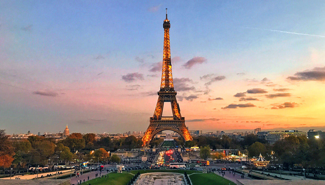 visitar a Torre Eiffel