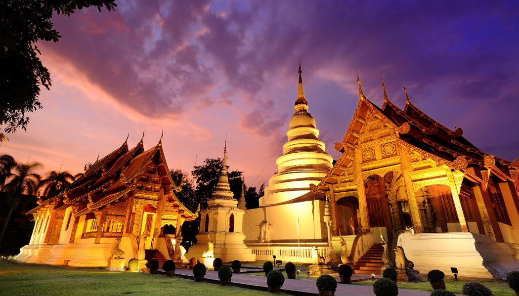 Onde se hospedar em Chiang Mai