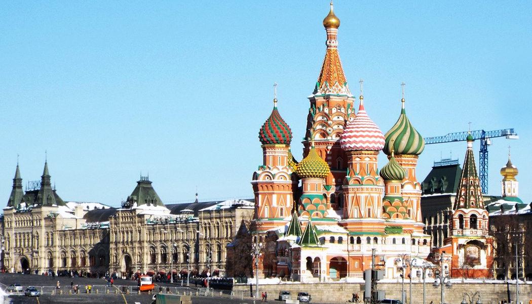 imigração em Moscou