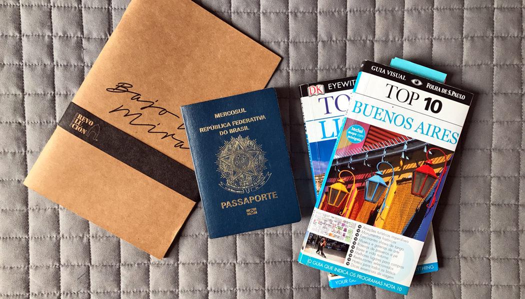 Países onde brasileiros não precisam de passaporte