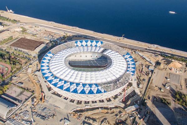 estádio de Volgogrado