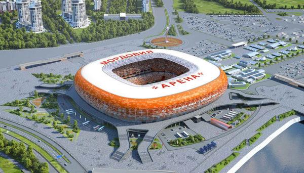 estádio de Saransk