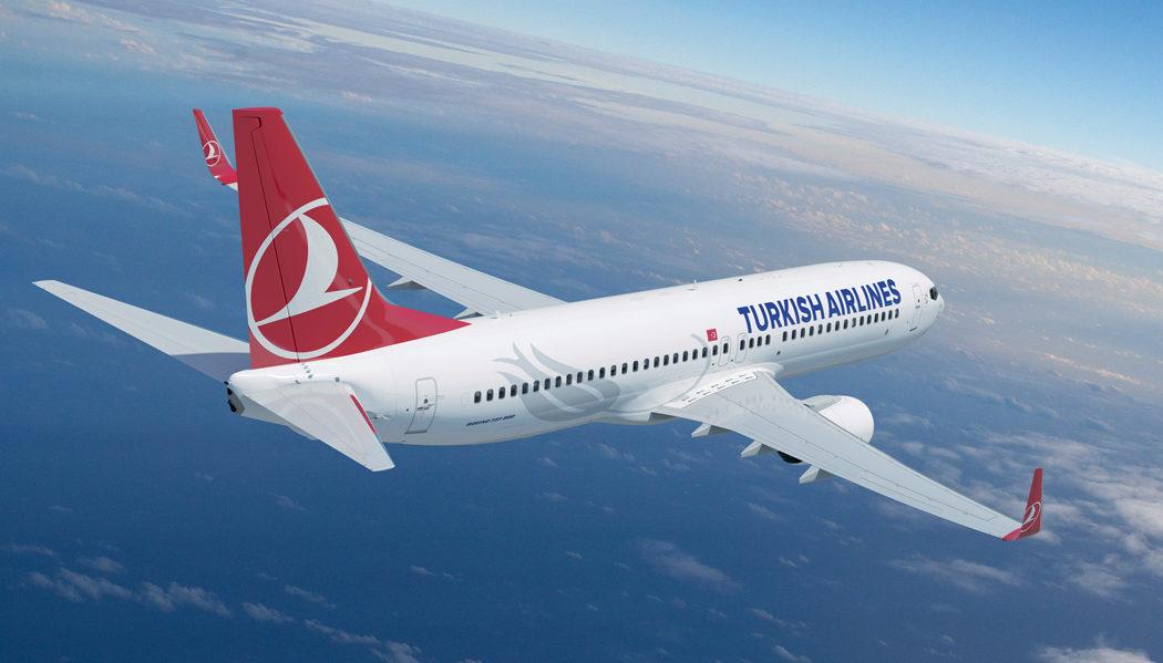 Como é voar com a Turkish Airlines