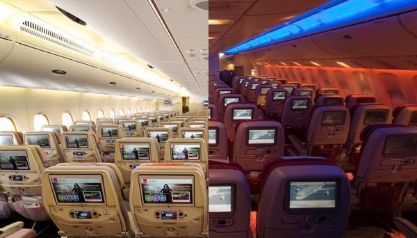 Emirates ou Qatar