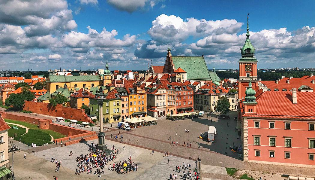 O que fazer em Varsóvia