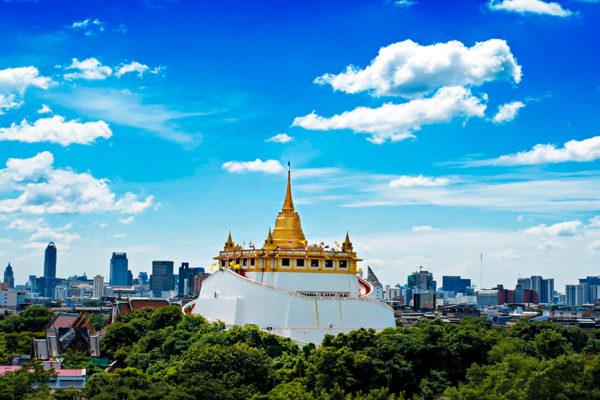 Templo Golden Mount