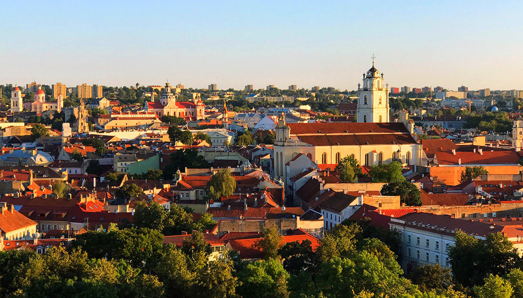Onde ficar em Vilnius