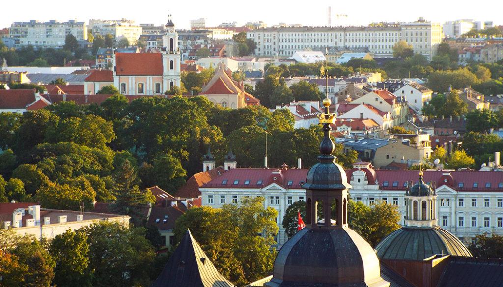 O que fazer em Vilnius viagens internacionais baratas