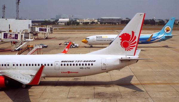 companhias aéreas low-cost que operam na Tailândia