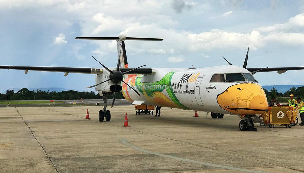 Nok Air da Tailândia