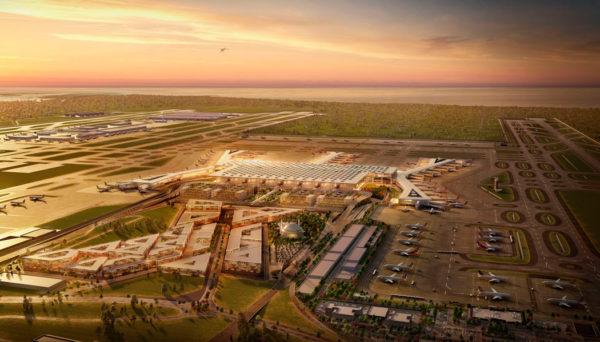 Novo Aeroporto Internacional de Istambul