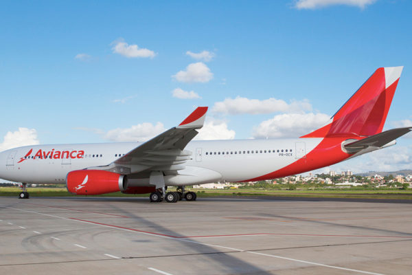 Avianca Brasil cancela
