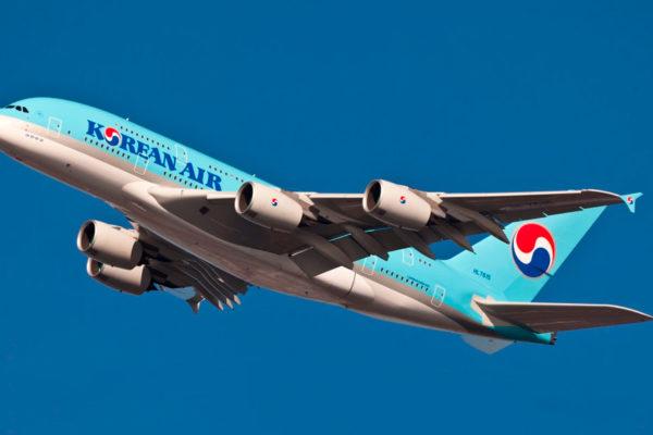 Como é voar com a Korean Air na classe executiva