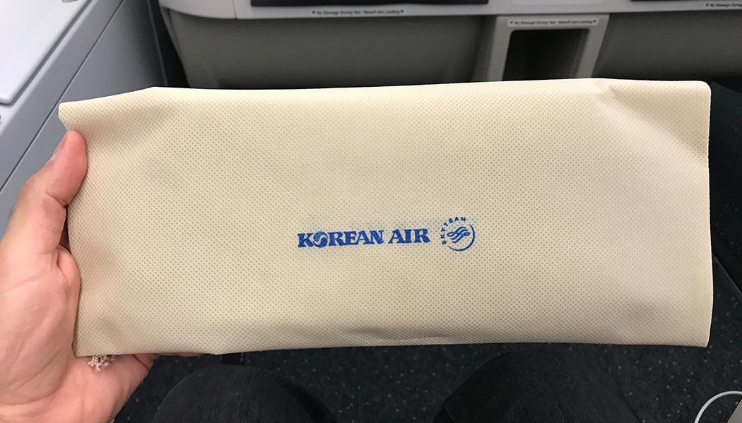Como é voar para o Japão