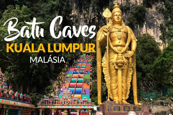 templo hindu da Malásia